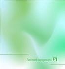 Illustration of abstract green backgroun