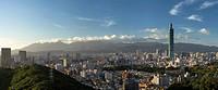 panorama cityscape
