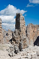 dolomites peak