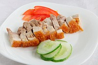 Chinese roast pork