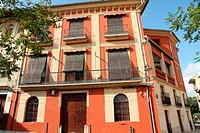 Xativa town, Valencia province,Spain