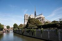Paris, Notre-Dame de Paris, France.
