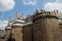 Castle of the Dukes of Brittany, Nantes, France