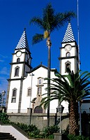 Santo Antonio Church in Funchal, Madeira