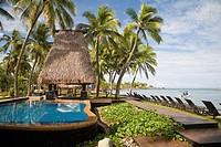 Westin Denarau Resort & Spa, Viti Levu, Fiji, Melanesia, South Pacific