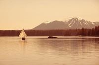Sitka, Southeast Alaska, USA