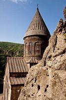 Old Geghard monastyr _ Armenia