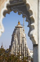 Jagdish Temple, Udaipur, Rajasthan, India, Asia