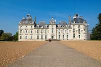 Chateau de Cheverny, Loir et Cher, France, Europe