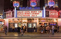 BB King´s Blues Club & Grill 237 West 42nd Street, New York City, USA, www bbkingblues com