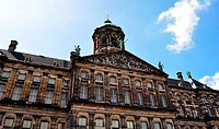 Royal palace, Amsterdam