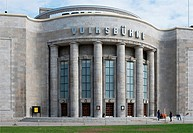 Volksbuhne theater, Berlin, Germany