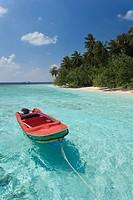 Maldives, Male Atoll, Kuda Bandos Island
