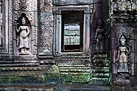Banteay Kdei temple is part of the Angkor Complex