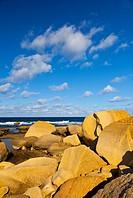 Sandstone, Qbajjar Village, Gozo Island, Malta, Europe