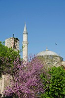 Hagia Sophia, also known as Aya Sofia, Istanbul, Turkey