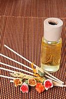 Aromatherapy. Spa