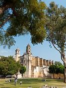 Natividad convent. Tepoztlan. Mexico.