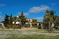 Finca near Santanyi in Majorca, Balearic Islands, Spain, Europe