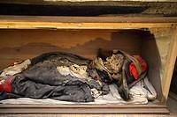 Capuchin catacombs of Palermo, Sicily, Italy