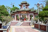 Phuc Kien house, 46 Tran Phu street, Hoi An, Vietnam, Southeast Asia