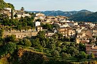 Village of Condojanni, Aspromonte National Park, Calabria, Italy, Europe