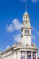 Town Hall, Central Business District, Auckland, North Island, New Zealand, Pacific