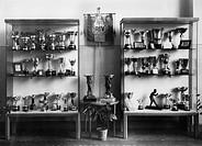 sede del gruppo sportivo riv torino, piemonte, italia 1940 1950