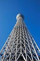 Asia, Japan, Tokyo, Asakusa, Sky, Tree, Tower, Skytree Tower, Nikken Sekkei, Architecture, Modern, Japanese, Modern Architecture