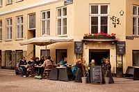 Restaurant, Copenhagen, Denmark, Scandinavia, Europe