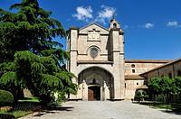 Europe, Spain, Castile and Leon, Castillia y Leon, Avila, Unesco World Heritage Site, Real Monasterio de St  Thomas