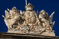 Malta, Valletta, listed as Wold Heritage by UNESCO, Victoria Gate