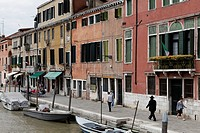 Italy, Venetia, Venice, listed as World Heritage by UNESCO, Jewish district of the Ghetto, Cannaregio