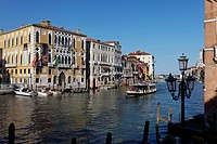 Italy, Venetia, Venice, listed as World Heritage by UNESCO, San Marco district, Palazzo Cavalli Franchetti, Istituto Veneto di Scienze, Lettere ed Art...