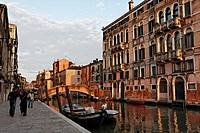 Italy, Venetia, Venice, listed as World Heritage by UNESCO, Cannaregio district