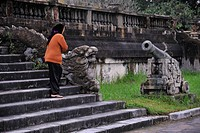 Vietnam, Thua Thien Hue Province, Hue, listed as World Heritage by UNESCO, Imperial City, the Citadel dated 19th century