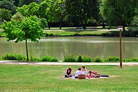 France, Marne, Reims, Leo Lagrange park