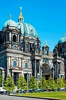 Berliner Dom, Berlin, Germany.