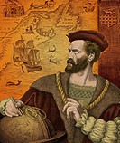 Jacques Cartier 1491_1557 was a French explorer who claimed Canada for France. He was the first European to describe and map the Gulf of Saint Lawrenc...