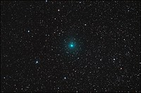 Comet Hartley 2 P/103. This image has a 10 minute exposure and was taken on November 09, 2010 in Yellow Springs, Ohio.