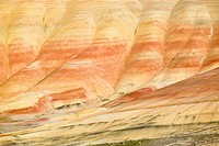 Painted Hills, Oregon, nature stock photography