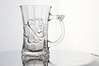 Crystal Glass Objects,