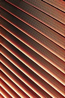 Close_up of abstract lined pattern