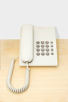 Phone. Stationary phone with a push_button set of number