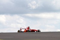 Fernando Alonso, Qualifying, Formula One, German Grand Prix, Nurburgring, Germany