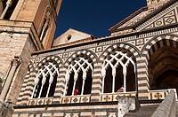 Amalfi Cathedral, Amalfi, Italy