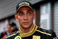 Qualifying, Vitaly Petrov RUS, Lotus Renault GP, R31, Belgian Grand Prix, Francorchamps