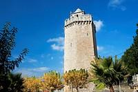 International Douro Natural Park  Tower of Freixo de Espada ˆ Cinta, Braganza District, Tras os Montes-Alto Douro province, Portugal