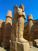 Karnak Temple  Luxor  Upper Egypt