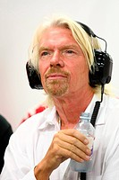 Qualifying, Sir Richard Branson GBR CEO of the Virgin Group